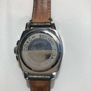 Coach Accessories - AUTHENTIC Coach watch